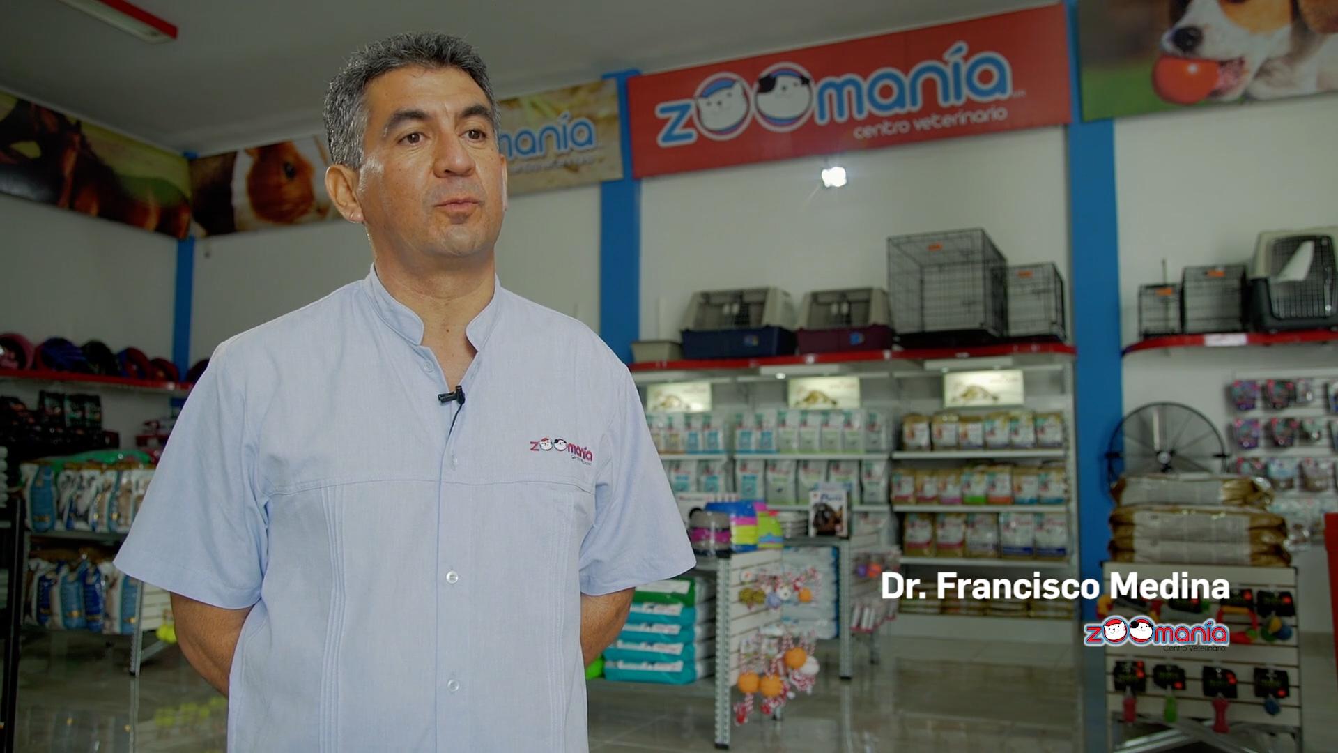 Dr. Medina