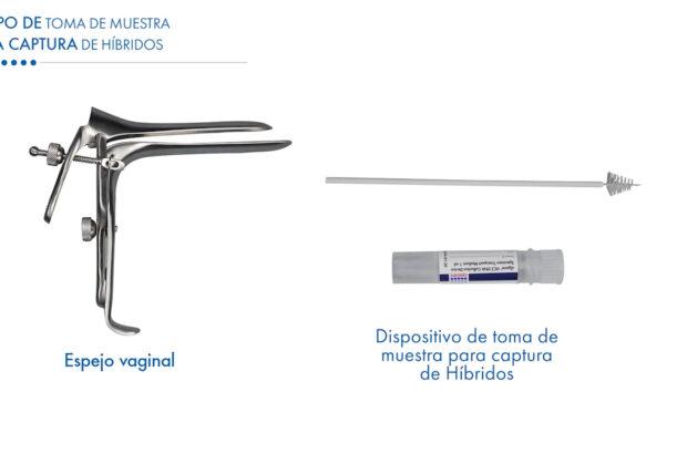 Muestra de VPH